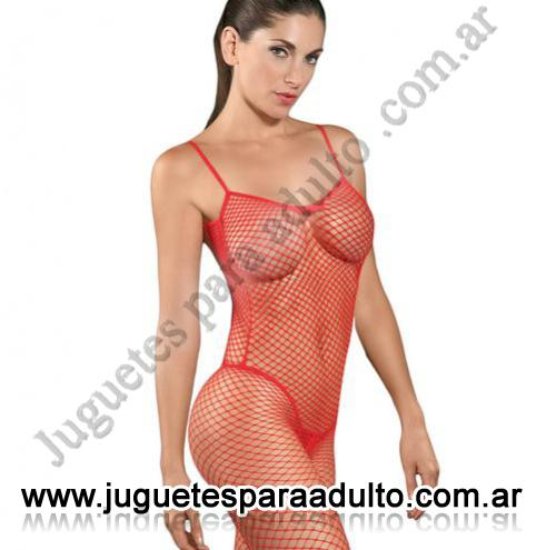 , , Catsuit Red Rojo