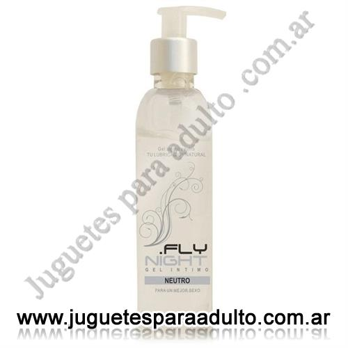 Aceites y lubricantes, Fly Night, Gel neutro Fly Night 200cc