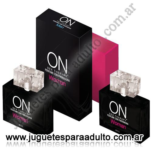 , , Perfume con Feromonas ON Woman
