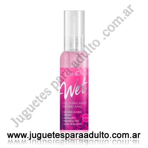 Aceites y lubricantes, Lubricantes sexitive, Gel lubricante Anal 75 ml