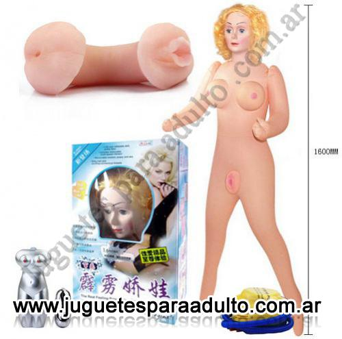 Especificos, Inflables, Muñeca inflable realística Taboo