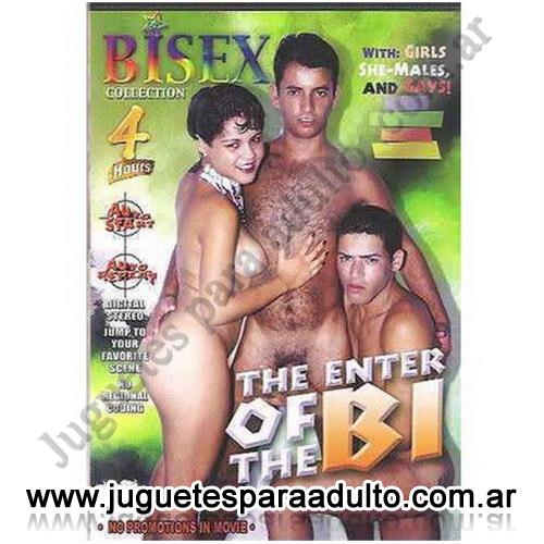 Películas eróticas, , The Enter Of The Bi